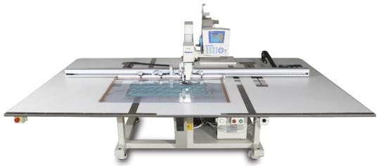 Автоматическая одноголовочная швейная машина для тонких материалов