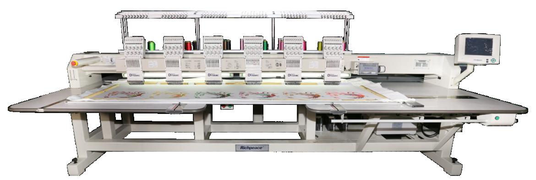 Автоматическая точная машина плоской вышивки
