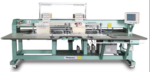 Автоматическая машина для вышивания на боковых поверхностях матрасов