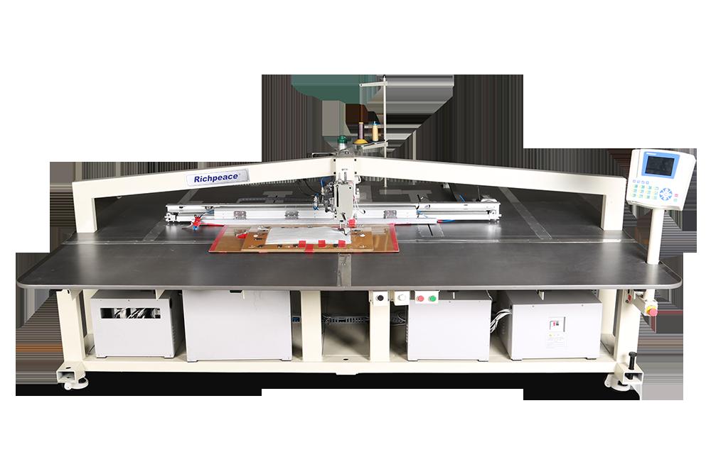 Автоматическая швейная машина для сверх тяжелых материалов