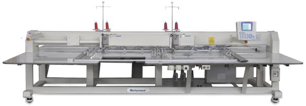 Автоматическая многоголовочная швейная машина (для тяжелых материалов)
