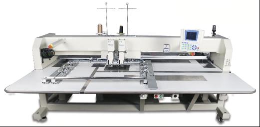 Автоматическая двухцветная швейная машина