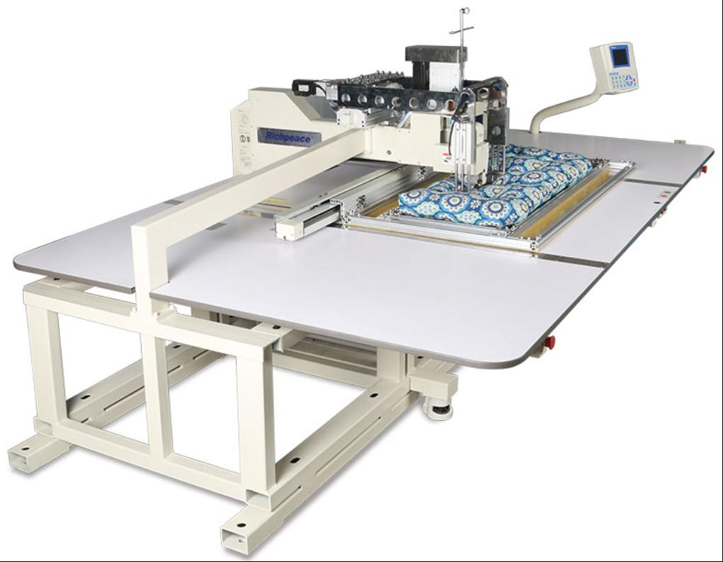 Автоматическая закрепочная швейная машина