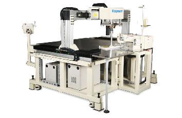 Автоматическая швейная машина с компьютеризированной системой управления (ЧПУ)