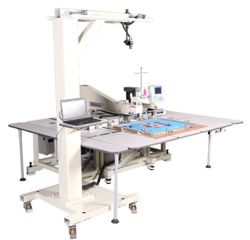 Автоматическая швейная машина с функцией интеллектуального распознавания узоров