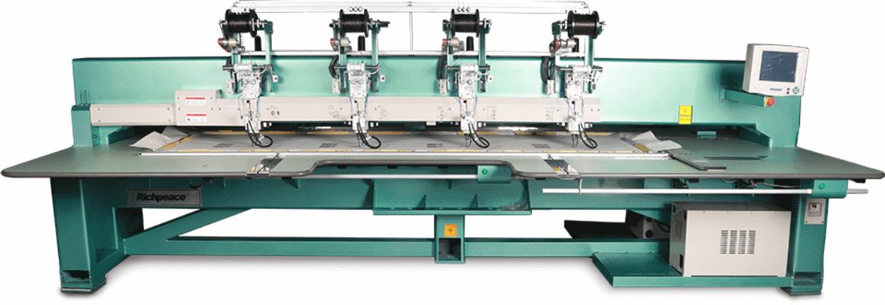 Автоматическая машина для вышивания проволокой